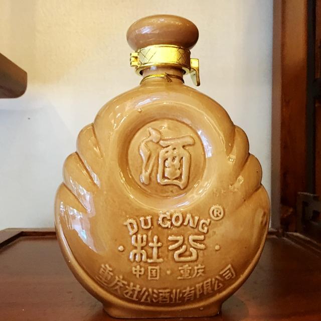 杜公【52°】清香型高粱酒500ml