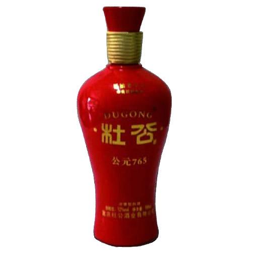 杜公酒红色包装系列